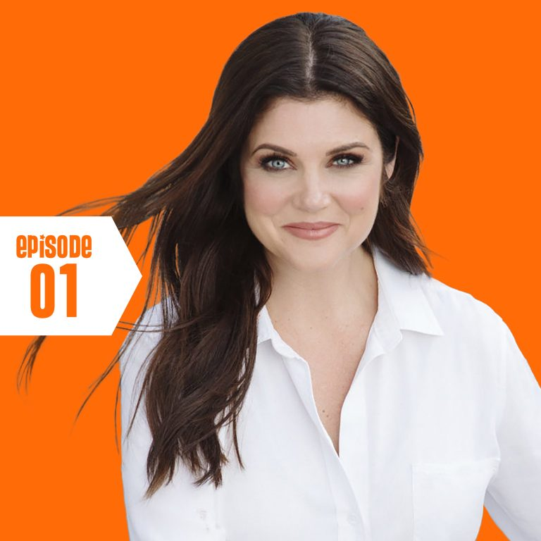 Tiffani Thiessen Loves Cookbooks
