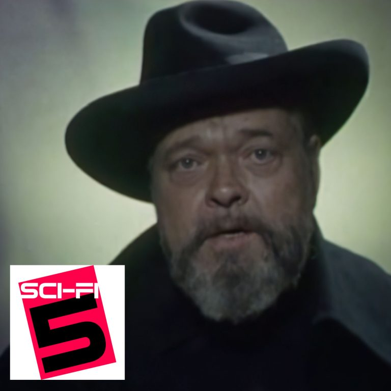 Orson Welles – May 6, 1915