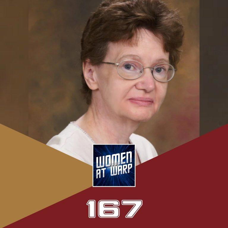 Episode 167: Women in Trek Fandom: Joan Marie Verba
