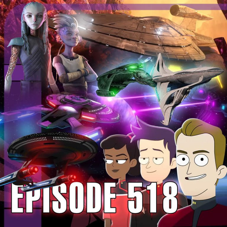 518 – Donny, Courage, and Comic-Con | Priority One, A Roddenberry Star Trek Podcast