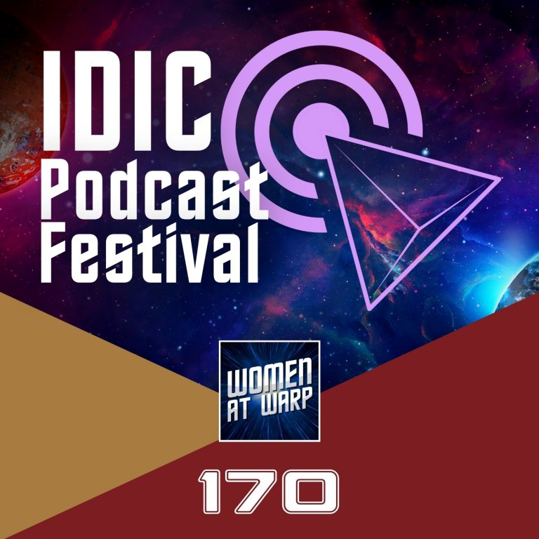 170: Building an Inclusive Podcast Community (IDIC Podcast Fest)