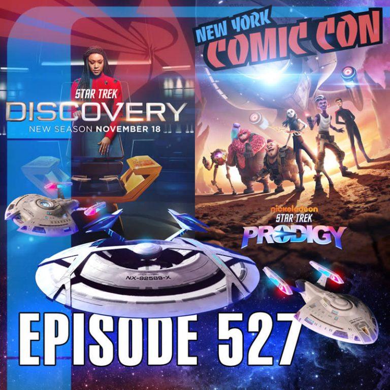 527 – New York Comic Con 2021