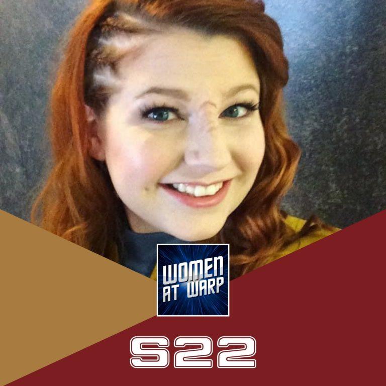 S22: Bonnie Gordon Interview
